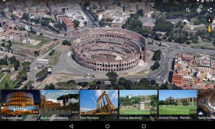 Google Earth cambia immagine