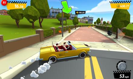 Crazy Taxi diviene gratuito per mobile