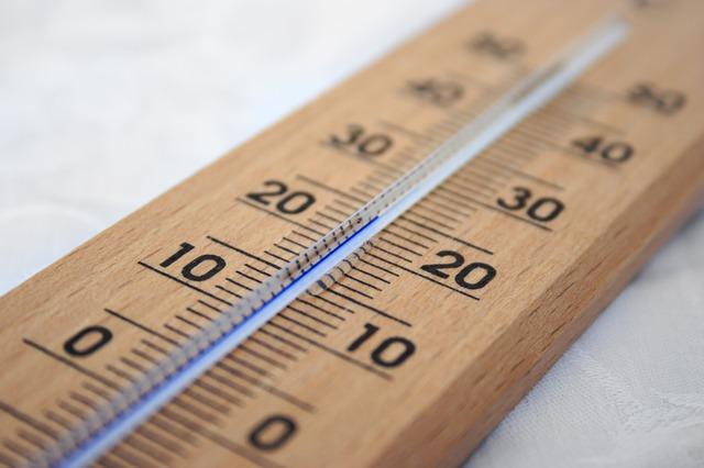smartphone termometro