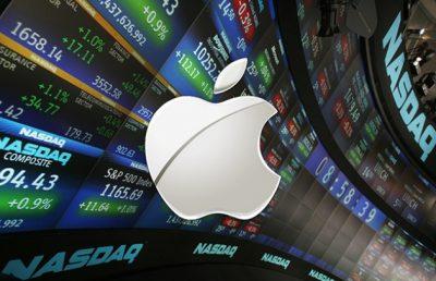Apple cresce in borsa 1000 miliardi