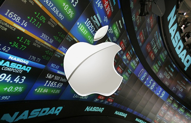 Apple cresce in borsa 1000 miliardi