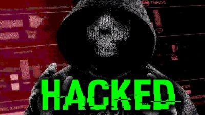 hacked account cosa fare