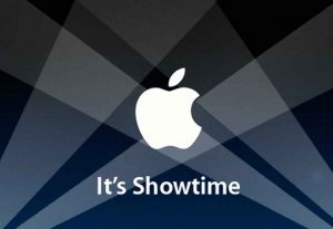 Apple showtime