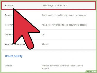 Google leak password